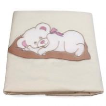 Плед Eco Line Мишка на подушке. Характеристики.