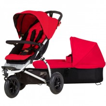 Коляска 2 в 1 Mountain Buggy Swift 2в1. Характеристики.
