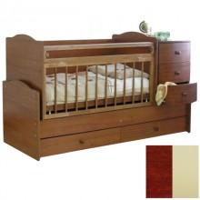 Детская кроватка Можга Кирюша С 859