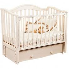 Кроватка для новорожденного Можга Леонардо C770. Характеристики.