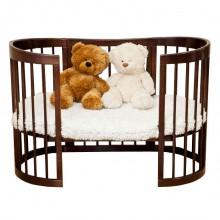 Кроватка для новорожденного Можга Паулина C-422. Характеристики.