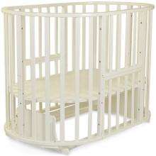Кроватка для новорожденного Mr Sandman Round 10в1. Характеристики.