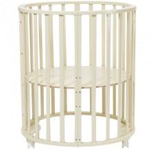 Кроватка для новорожденного Mr Sandman Round 7в1. Характеристики.