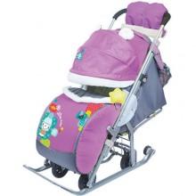 Санки-коляска Ника НД7-2
