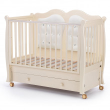 Детская кроватка с маятником Nuovita Affetto Swing