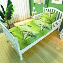 Постельное белье в подростковую кроватку Nuovita Стражи неба