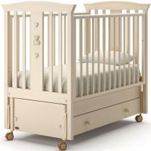 Детская кроватка с маятником Nuovita Fasto Swing