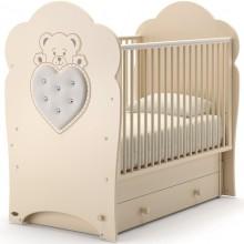 Детская кроватка с маятником Nuovita Fortuna Swing