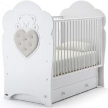 Кроватка для новорожденного Nuovita Fortuna Swing. Характеристики.