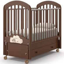 Детская кроватка Nuovita Grano Swing