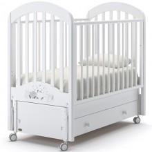 Кроватка для новорожденного Nuovita Grano Swing. Характеристики.