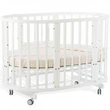 Кроватка для новорожденного Nuovita Nido Magia 5в1. Характеристики.