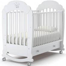 Кроватка для новорожденного Nuovita Parte Dondolo. Характеристики.