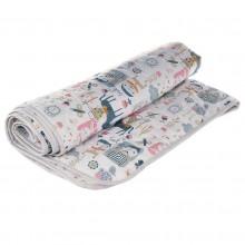 Одеяло детское Daisy Одеяло стеганное 100х140 Лошадки