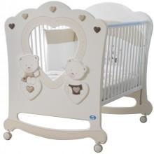 Кроватка с окошком Pali Celine Oblo