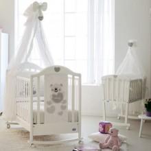 Кроватка для новорожденного Pali Funny. Характеристики.