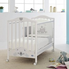 Кроватка для новорожденного Pali Funny Bear. Характеристики.