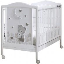 Кроватка для новорожденного Pali Moon 125х65 см