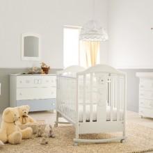 Кроватка для новорожденного Pali Prestige Classic 125х65 см