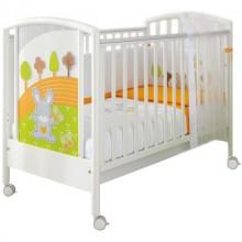 Кроватка для новорожденного Pali Smart Bosco 125х65 см