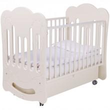 Кроватка для новорожденного Papaloni Bloom. Характеристики.