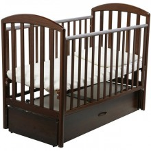 Кроватка для новорожденного Papaloni Джованни маятник. Характеристики.