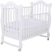 Кроватка для новорожденного Papaloni Favola. Характеристики.