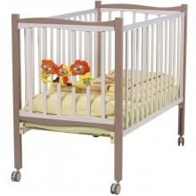 Кроватка для новорожденного Papaloni Fiore. Характеристики.