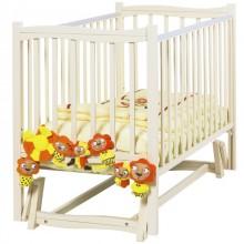 Кроватка для новорожденного Papaloni Fiore маятник. Характеристики.
