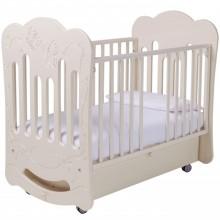 Кроватка для новорожденного Papaloni Modello. Характеристики.