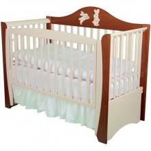 Кроватка 125x65 Papaloni Olivia
