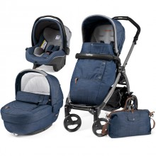 Коляска 3 в 1 Peg-Perego Book Plus S Pop Up Set XL Elit. Характеристики.