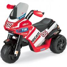 Электромотоцикл Peg-Perego Desmosedici