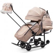 Санки-коляска Pikate Deluxe