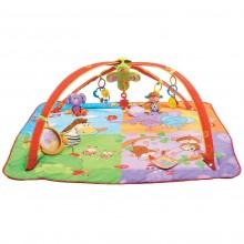 Игровой коврик Tiny Love Разноцветное Сафари арт. 408. Характеристики.