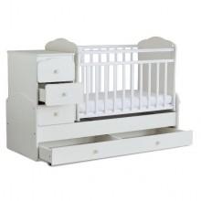 Кроватка для новорожденного СКВ 93003 маятник. Характеристики.