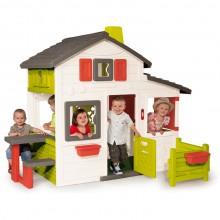 Игровой домик Smoby для друзей 310209. Характеристики.