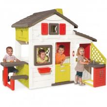 Игровой домик Smoby Домик для друзей с кухней