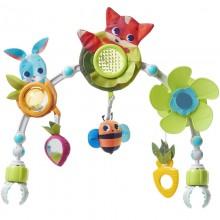 Дуга с игрушками Tiny Love Солнечная полянка. Характеристики.