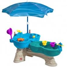 Столик Step-2 Каскад для игр с водой. Характеристики.