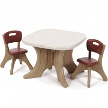 Набор Step-2 Столик со стульями арт.896800