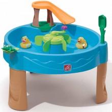 Столик Step-2 Веселые утята для игр с водой. Характеристики.