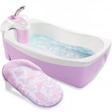 Ванночка Summer Infant Lil'Luxuries с душевым краном. Характеристики.