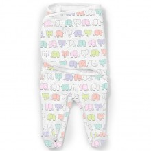 Конверт для пеленания Summer Infant SwaddleMe Footsie размер S
