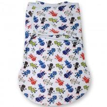Конверт для пеленания Summer Infant WrapSack  с 2 способами фиксации