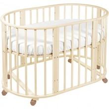 Кроватка для новорожденного Sweet Baby Delizia. Характеристики.