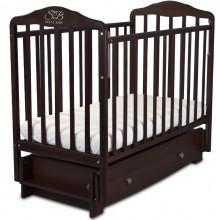 Детская кроватка с маятником Sweet Baby Eligio