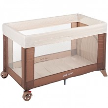 Манеж-кровать Sweet Baby Mantellina. Характеристики.