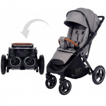 Коляска с надувными колесами Sweet Baby Suburban Compatto Air