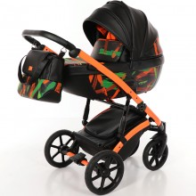 Светящаяся коляска Tako Neon 2в1